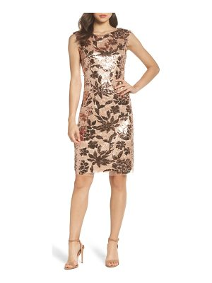 Vince Camuto sequin body-con dress