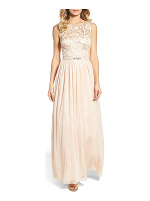 Vince Camuto sleeveless gown