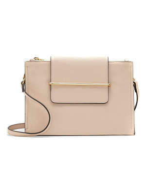 VINCE CAMUTO Zarin Leather Crossbody Bag