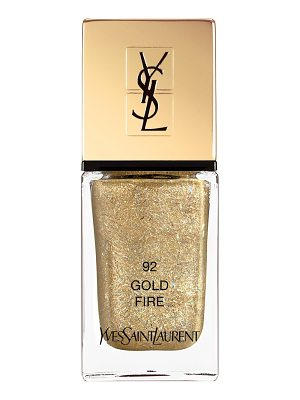 YVES SAINT LAURENT Dazzling Lights La Laque Couture Nail Polish