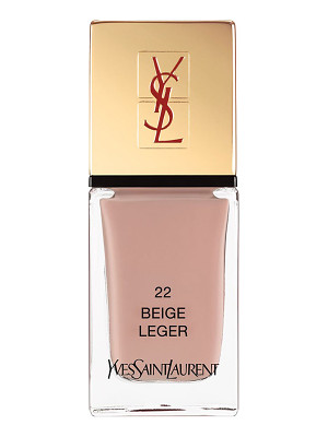 Yves Saint Laurent 'la laque couture' nail lacquer