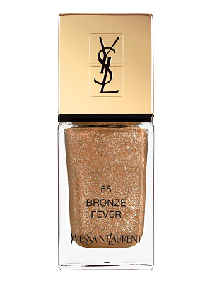 Yves Saint Laurent yves  'la laque couture' night 54 fall collection nail lacquer