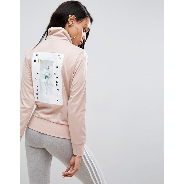 """ADIDAS Zip Up Jacket - """"""""Jacket by Adidas, Stretch fabric, Stand collar, Branding..."""