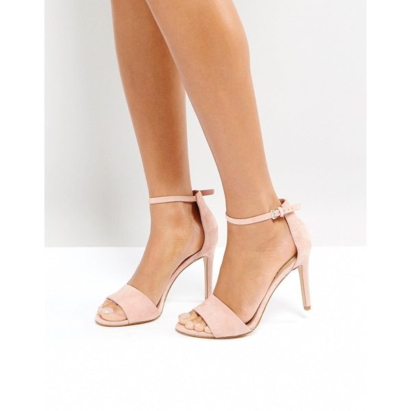 ALDO Fiolla Blush Heeled Sandals -