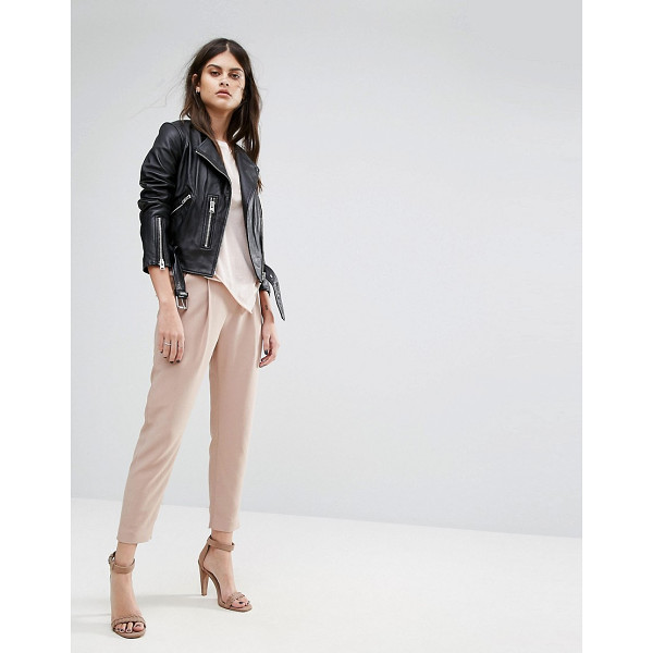 "ALLSAINTS Aleida Pant - """"Pants by AllSaints, Smooth woven fabric, Mid-rise waist,..."
