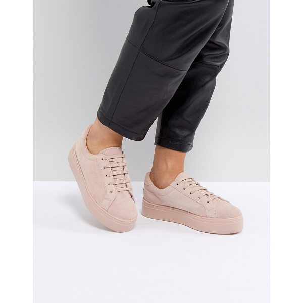 ASOS DAY LIGHT Suede Lace Up Sneakers - Sneakers by ASOS Collection, Nothing beats a fresh pair of...