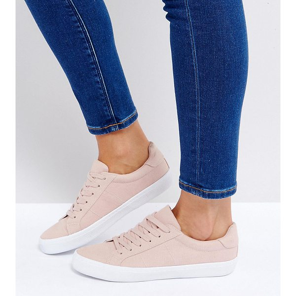 ASOS DEVLIN Lace Up Sneakers - Sneakers by ASOS Collection, Textile upper, Lace-up...