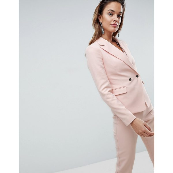 ASOS Tailored Occasion Blazer with Metal Buttons - Blazer by ASOS Collection, For when you mean business,...
