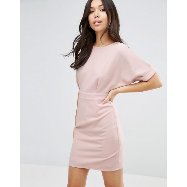 "ASOS Mini Wiggle Dress - """"Dress by ASOS Collection, Lined woven fabric, Crew neck,..."