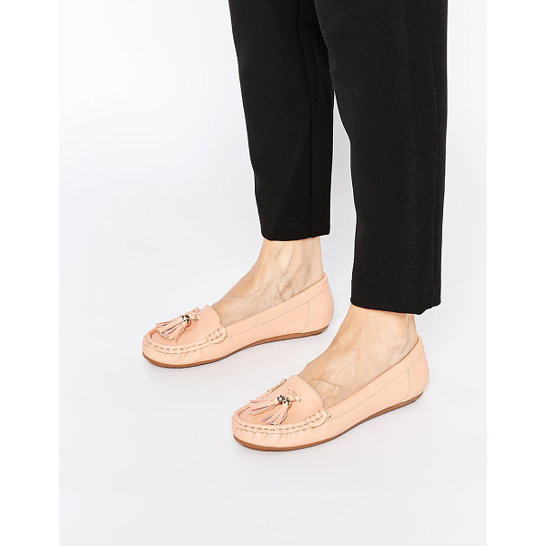 ASOS Mock up flat shoes - Flat shoes by ASOS Collection Suede-look upper Round toe...