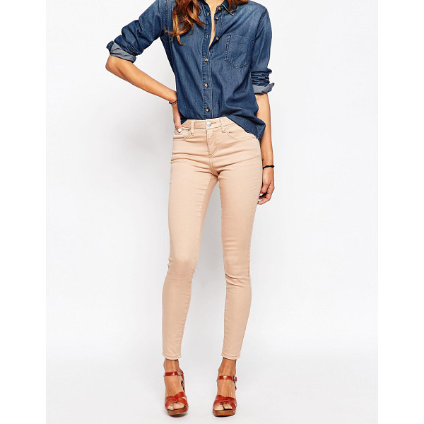 ASOS 'SCULPT ME' Premium Jean - Sculpt Me jeans by ASOS Collection, Mid-weight denim with...
