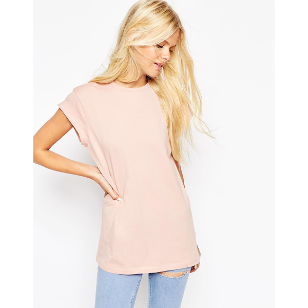 ASOS The ultimate easy t-shirt - T-shirt by ASOS Collection Lightweight jersey Crew neckline...