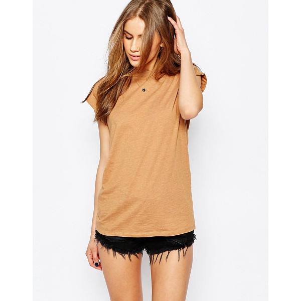 ASOS Ultimate Easy T-Shirt - T-shirt by ASOS Collection, Cotton-mix jersey, Crew...
