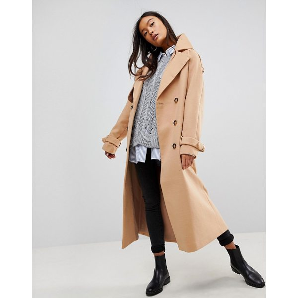 ASOS Oversized Trench Coat - Coat by ASOS Collection, So good, you won t want to take it...