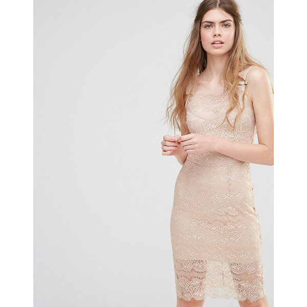 "BODY FROCK Wedding Paradise Dress - """"Dress by Body Frock, Semi-sheer lace, Mini cami lining,..."