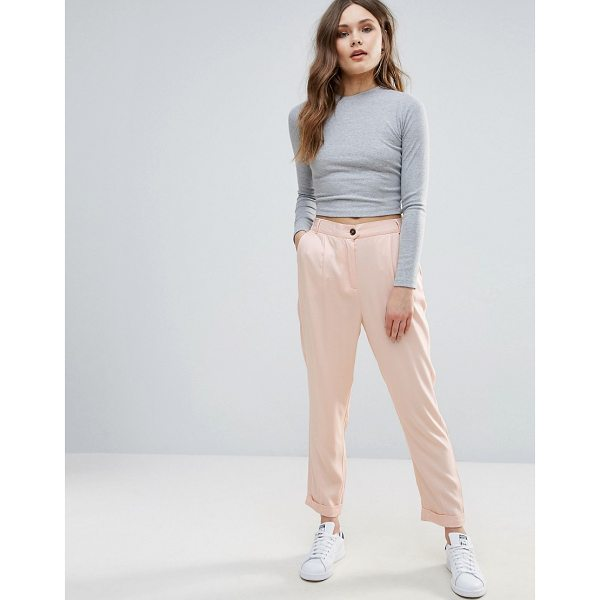 """B.YOUNG B.Young Tailored Pant - """"""""Pants by b.Young, Lightweight woven fabric, High-rise..."""