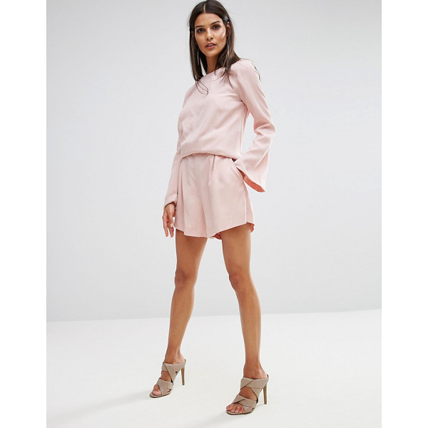 """FINDERS KEEPERS Finders Aster Short Co-ord - """"""""Shorts by Finders Keepers, Soft-touch woven fabric,..."""