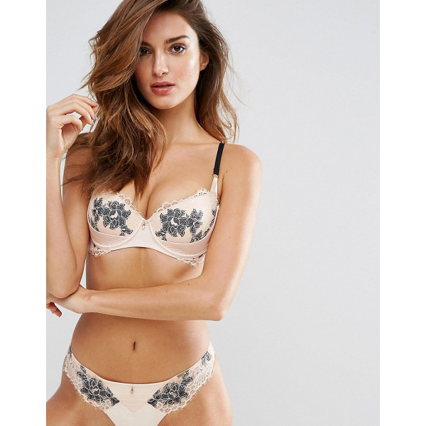 "HUNKEMOLLER Nancy Bra - """"Bra by Hunkem ller, Soft-touch fabric, Padded cups,..."