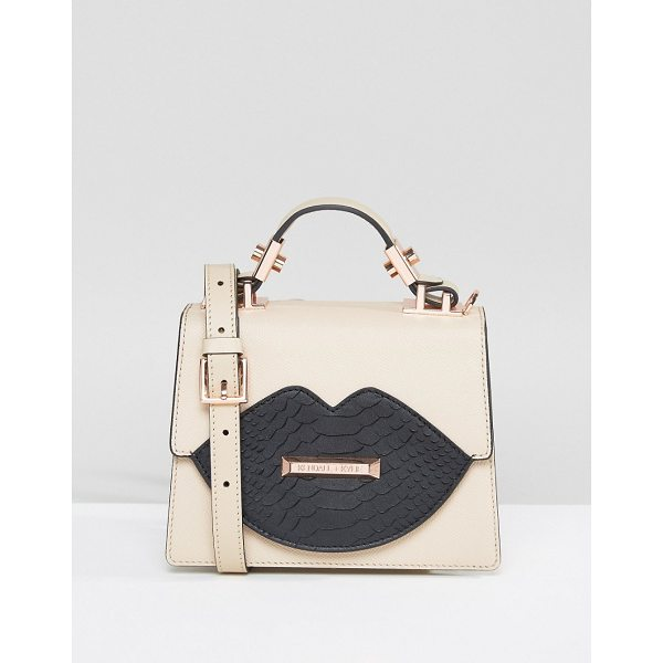 """KENDALL + KYLIE Blush Top Handle Mini Tote Bag - """"""""Cart by Kendall + Kylie, Leather outer, Single handle,..."""