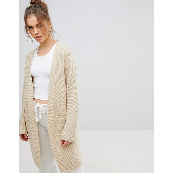 MICHA LOUNGE Edge To Edge Cardigan - Cardigan by Micha Lounge, Best paired with cancelled Friday...
