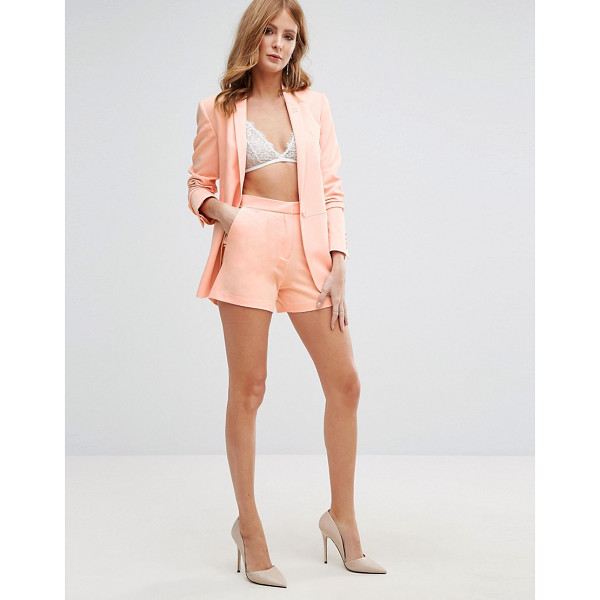 """MILLIE MACKINTOSH Ashes Shorts - """"""""Shorts by Millie Mackintosh, Smooth woven fabric, Zip fly..."""