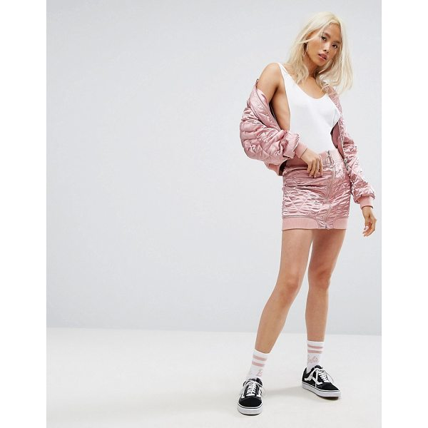 "MISSGUIDED Barbie Quilted Skirt - """"Mini skirt by Missguided, Designed in collaboration with..."