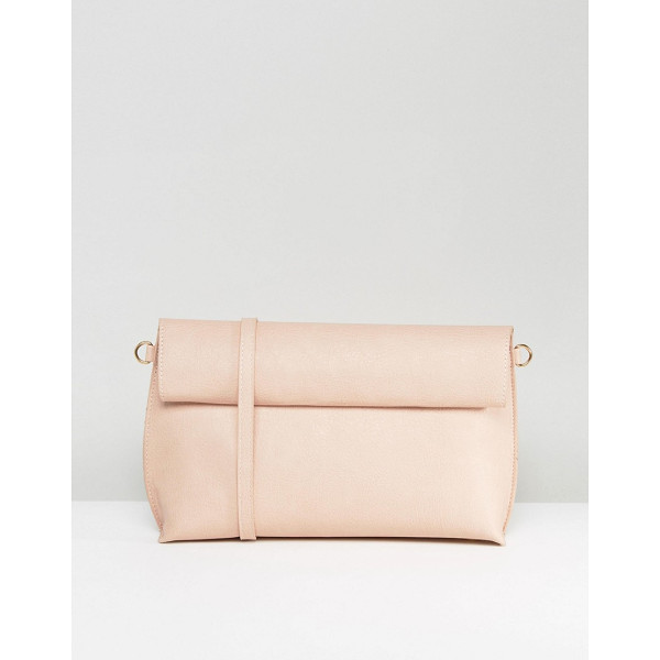 OASIS Reversible Clutch Bag - Clutch bag by Oasis, Faux leather outer, Reversible design,