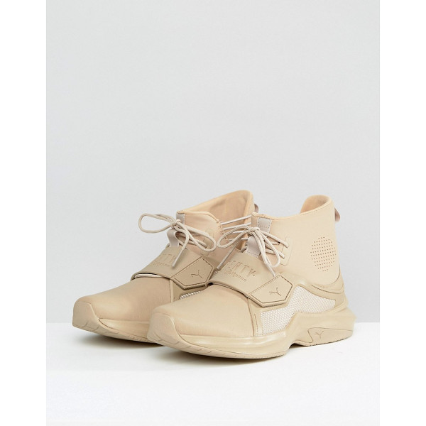 PUMA X Fenty Sneakers - Sneakers by PUMA, Collaboration with Rihanna Fenty, Smooth...