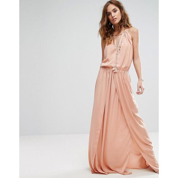 "THE JETSET DIARIES Omara Maxi Dress - """"Maxi dress by The Jetset Diaries, Silky-feel woven..."