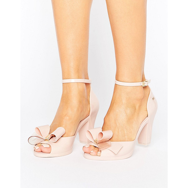 ZAXY Diva Bow Sandal - Shoes by Zaxy, Recyclable upper, Ankle-strap fastening, Bow...