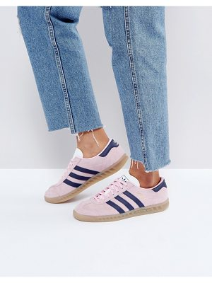 ADIDAS Adidas Originals Hamburg Sneakers In Pink