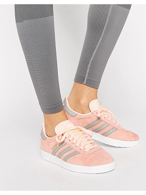 ADIDAS Adidas Originals Haze Coral Gazelle Sneakers