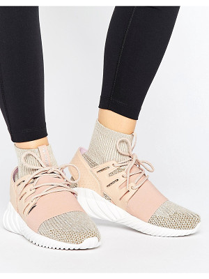 Adidas adidas Originals Pink Tubular Doom Sneakers