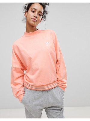 Adidas X Pharrell Williams Hu Coral Sweatshirt