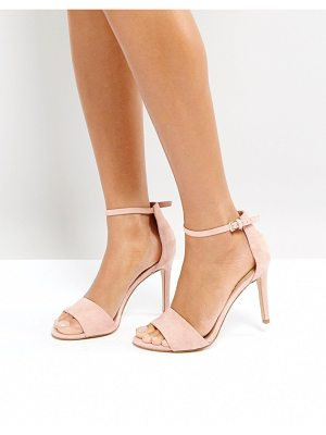 ALDO Fiolla Blush Heeled Sandals