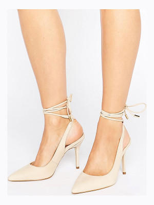 ALDO Kalala Tie Up Pumps