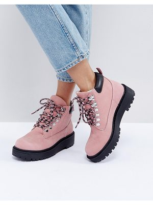 ALDO Pevio Blush Hiking Boots