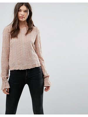 ALLSAINTS Dakota Long Sleeved Top