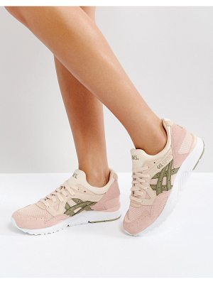 ASICS Gel-Lyte V Sneakers In Pink