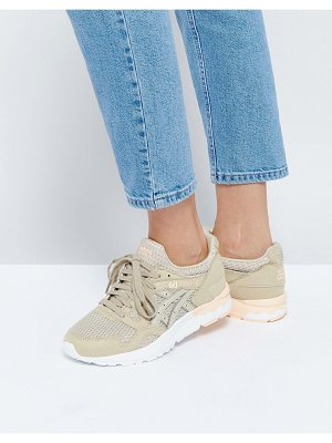 ASICS Mesh Gel-Lyte V Sneakers In Beige