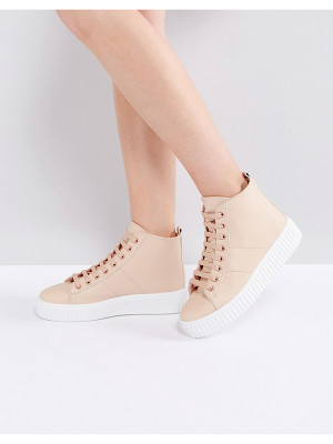 Asos ANYTIME Creeper Ankle Boots