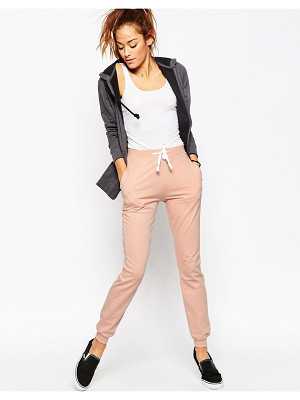 Asos Basic Joggers with Contrast Tie