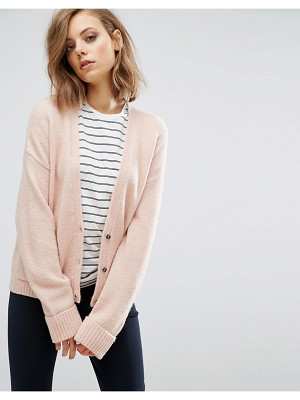 Asos Cardigan in Wool Mix with Pockets
