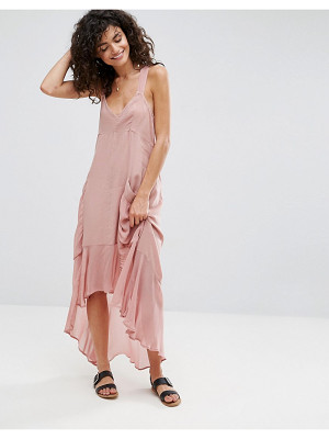 ASOS Casual Parachute Maxi Dress