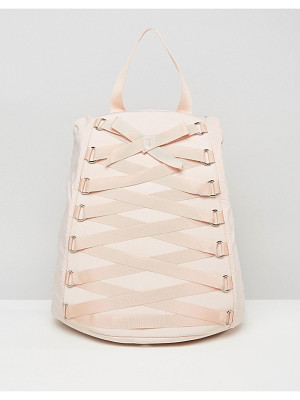 ASOS Corset Detail Backpack