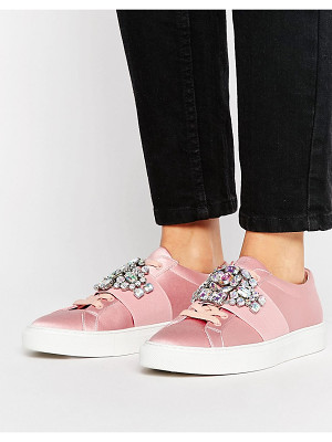 Asos DECODE Embellished Sneakers