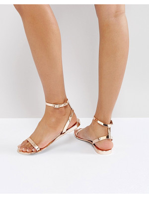 ASOS Feline Jelly Flat Sandals