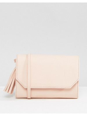 ASOS Foldover Tassel Cross Body Bag