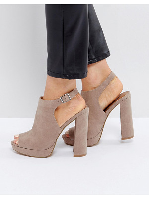 Asos HAIL Shoe Boot Platforms