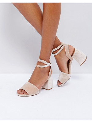ASOS Hamper Heeled Sandals